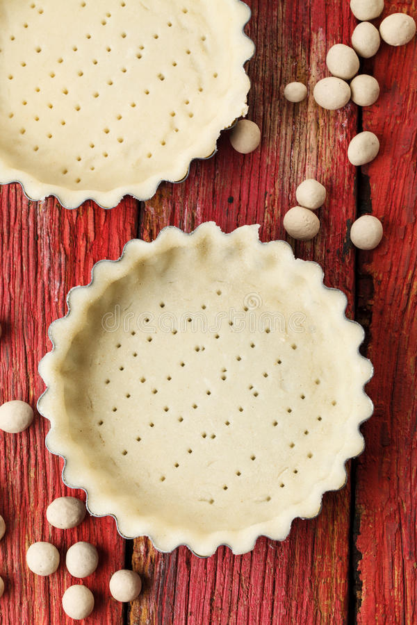 Download Uncooked pastry stock image. Image of wood, wooden, mould - 25299499