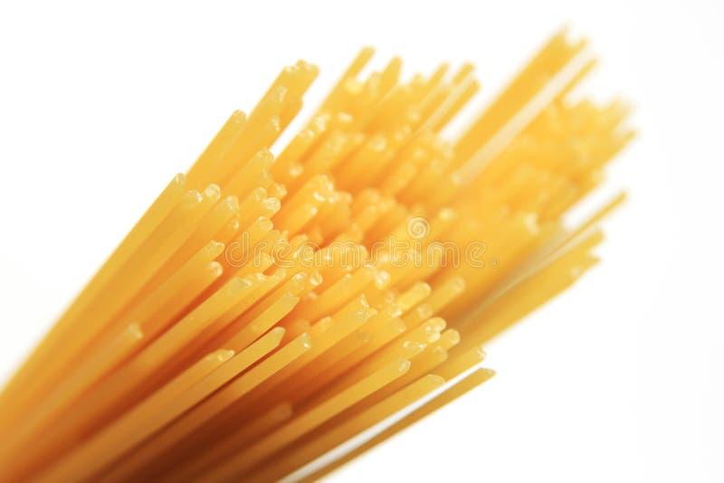 uncooked spagetti fotografering för bildbyråer