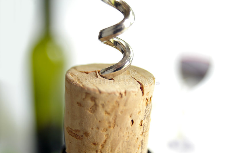 Download Uncork It Royalty Free Stock Photography - Image: 844137