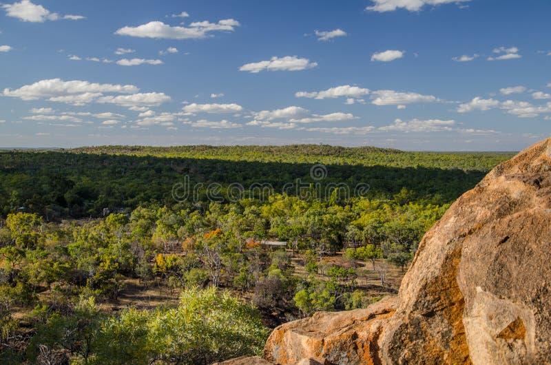 Undara Powulkaniczny park narodowy, Queensland, Australia zdjęcie royalty free