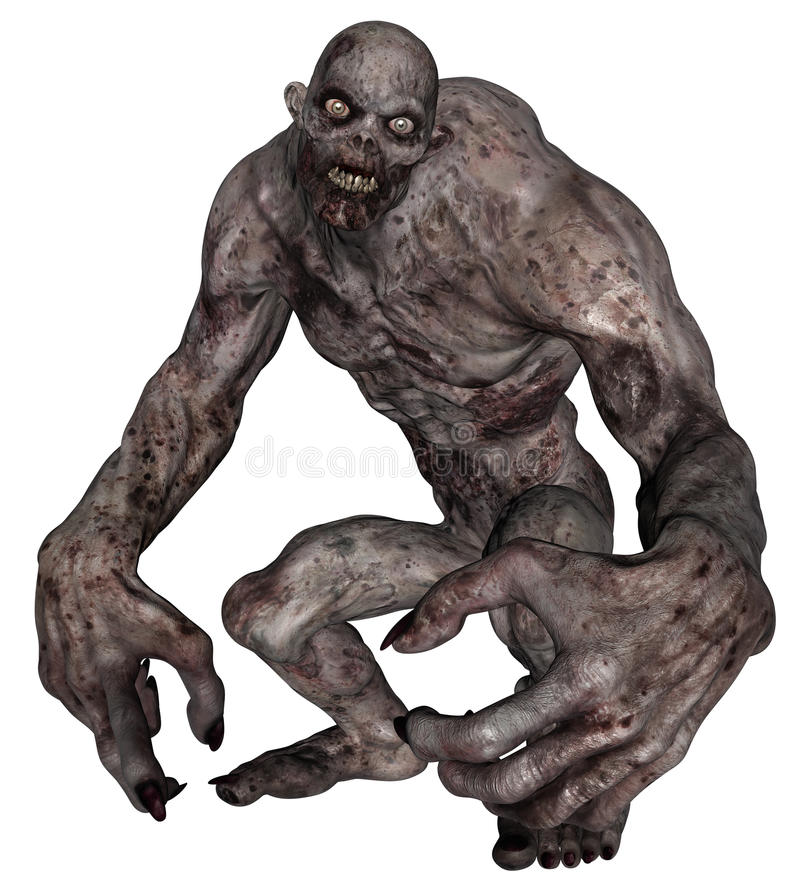 Free Undead Creature Royalty Free Stock Photography - 31383477