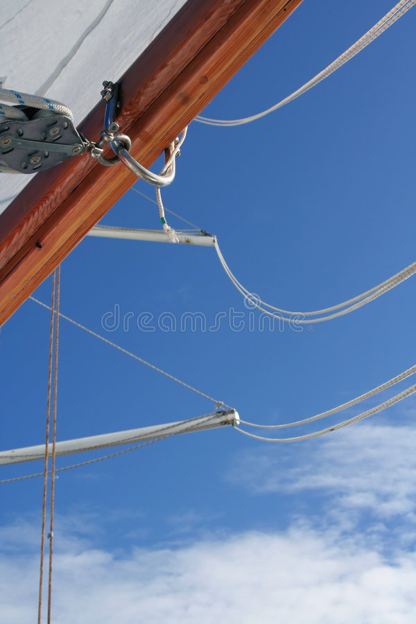 Download Under the boom stock photo. Image of forward, rope, boom - 791230