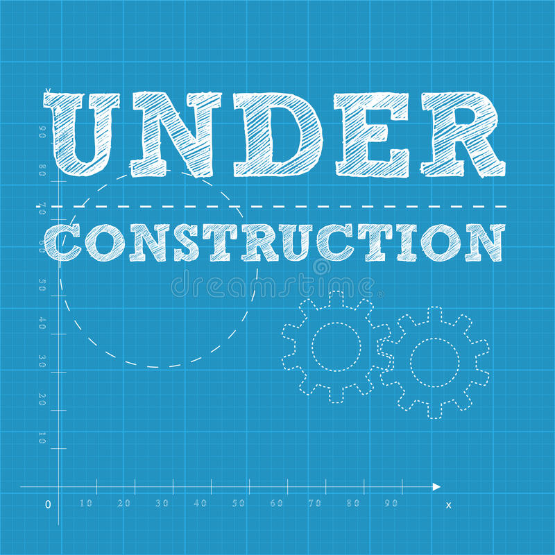 Download Under Construction stock vector. Image of solution, illustration - 23331873