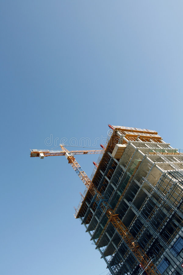 Download Under construction stock photo. Image of architecture - 2584440