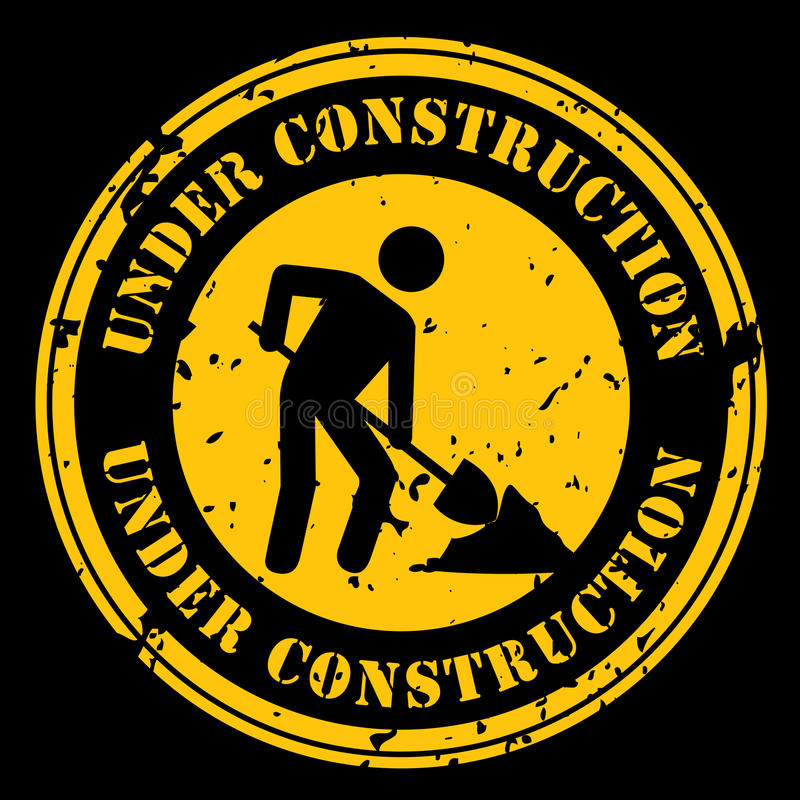 Free Under Construction Royalty Free Stock Image - 36374246