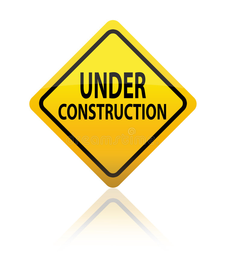 Free Under Construction Royalty Free Stock Photography - 4694957