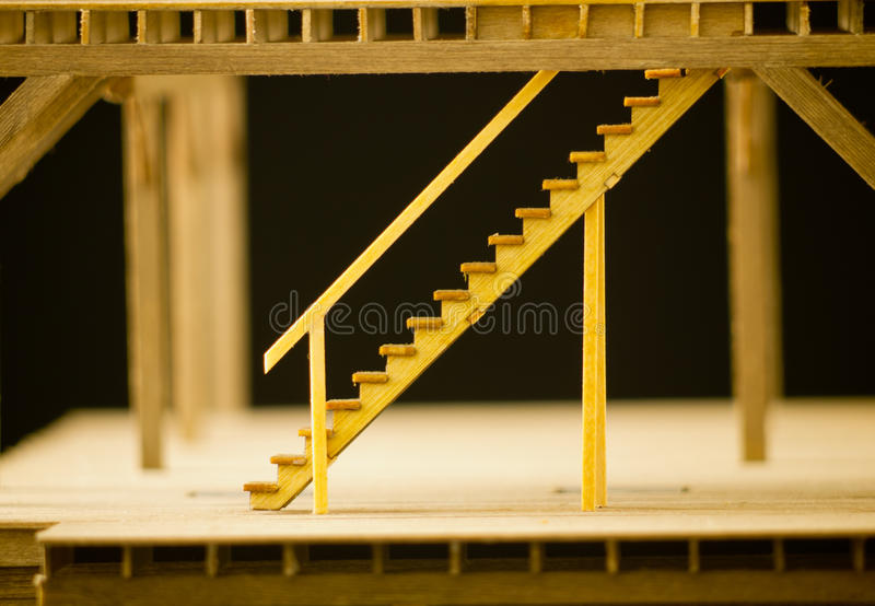 Under construction or new housing starts royalty free stock photography