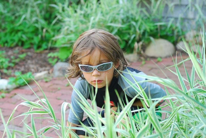 Download Under Cover stock image. Image of hiding, here, cool, sweat - 1098433