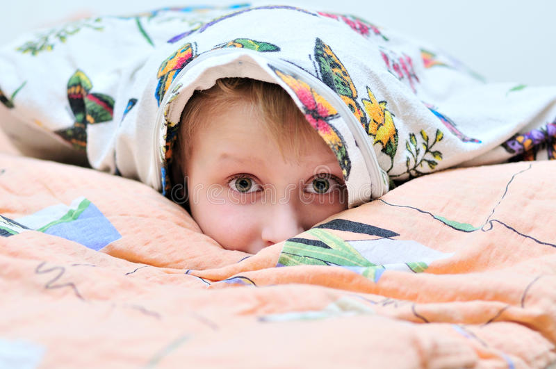 Download Under the pillow stock photo. Image of hair, agonizing - 12960262