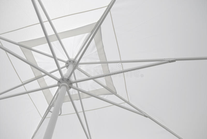 Download Under The White Parasol Background Stock Photo - Image: 20889636