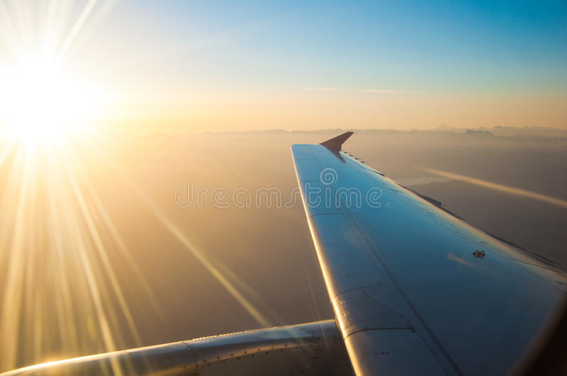 Download Under the wing stock image. Image of scenic, pattern - 25248123