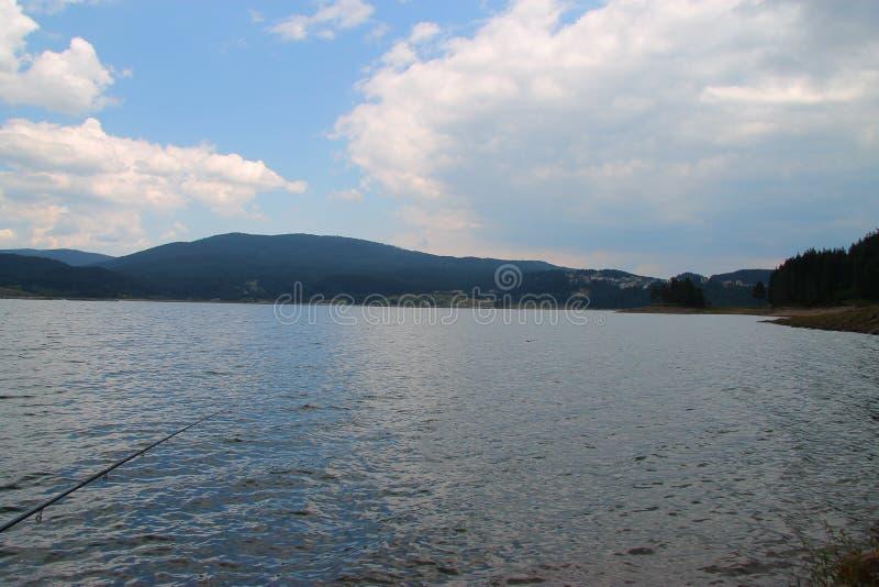 Underbar sjöDostat Bulgarien - royaltyfria foton