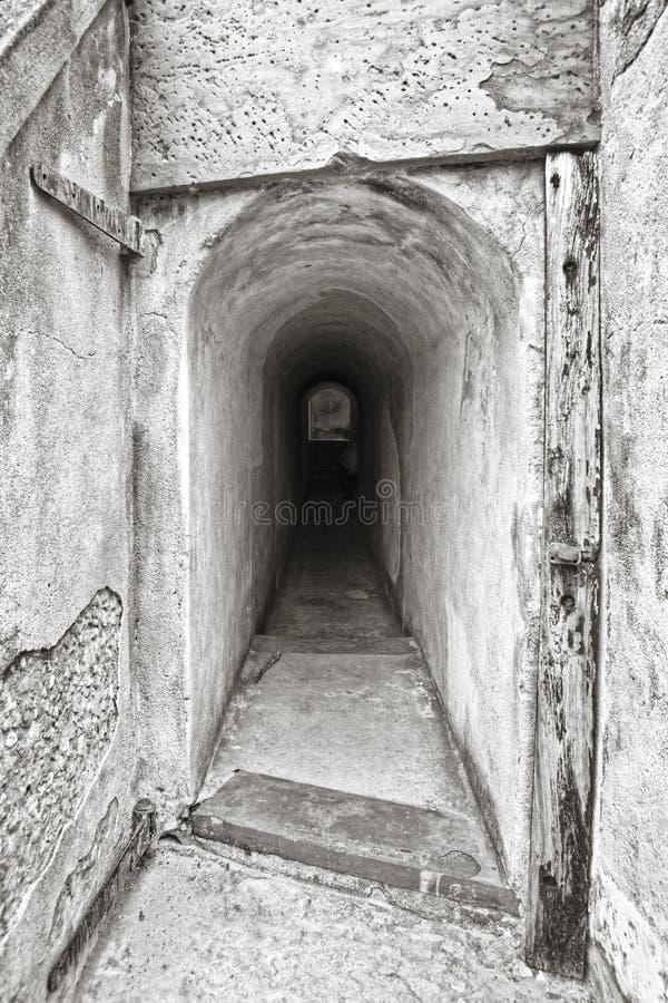 Free Underground Bunker Royalty Free Stock Photos - 11843498