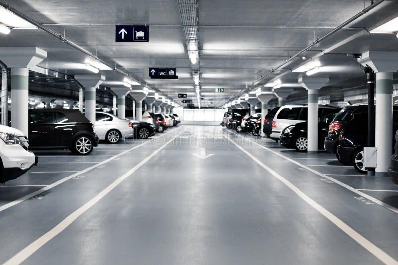 Download Underground parking stock photo. Image of nobody, europe - 30872672