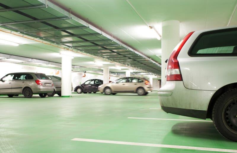 Download Underground Parking/garage Stock Image - Image: 15427581