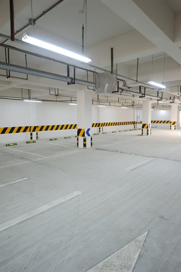 Download Underground parking garage stock image. Image of background - 28694139