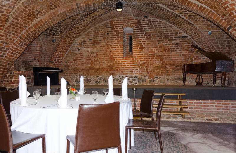 Download Underground Restaurant Details Stock Image - Image: 27087457