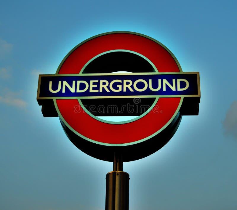 Underground royalty free stock images