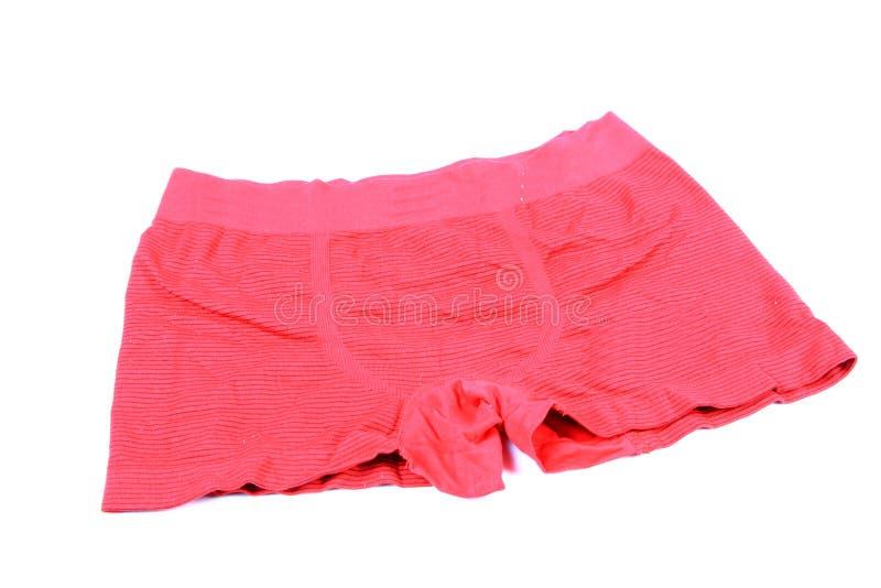 underkläder för män s royaltyfri foto