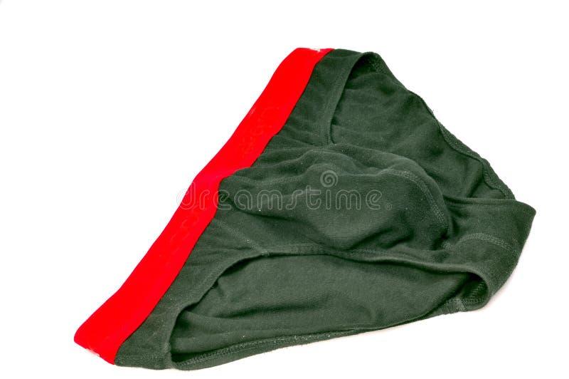 underkläder för män s royaltyfri bild