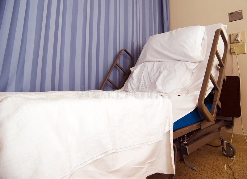 underlagsjukhus royaltyfria bilder