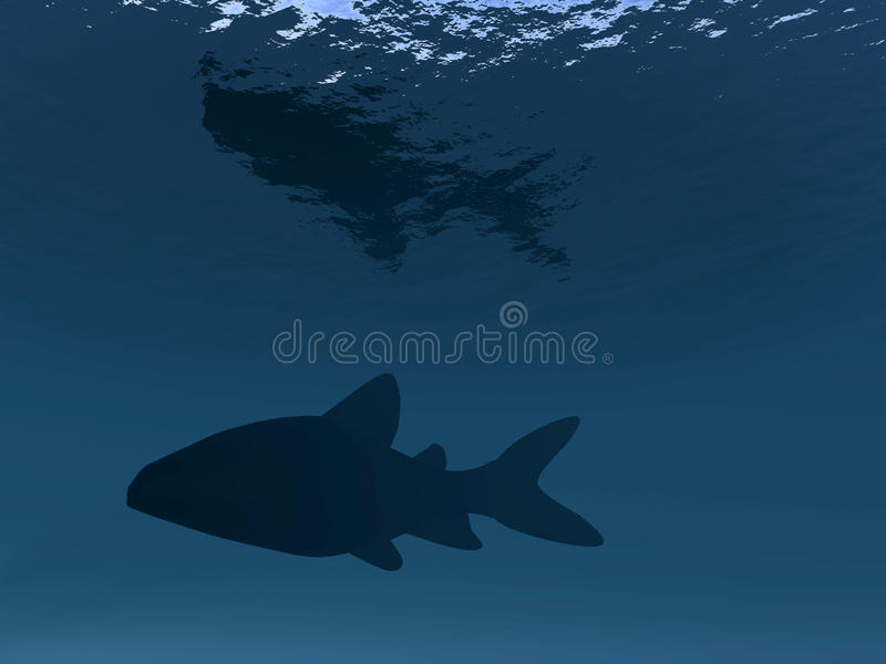 Download Undersea Fish stock illustration. Image of ocean, water - 12217394