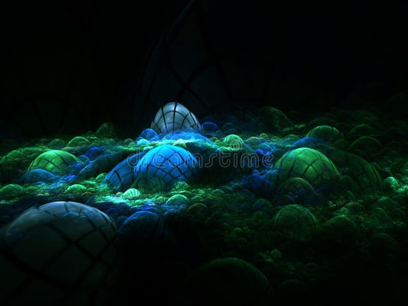 Undersea_world royaltyfri foto