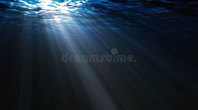 Undervattens- royaltyfri foto