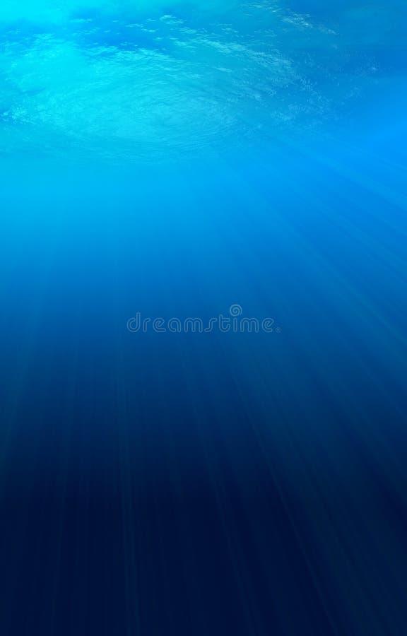 undervattens- royaltyfri illustrationer