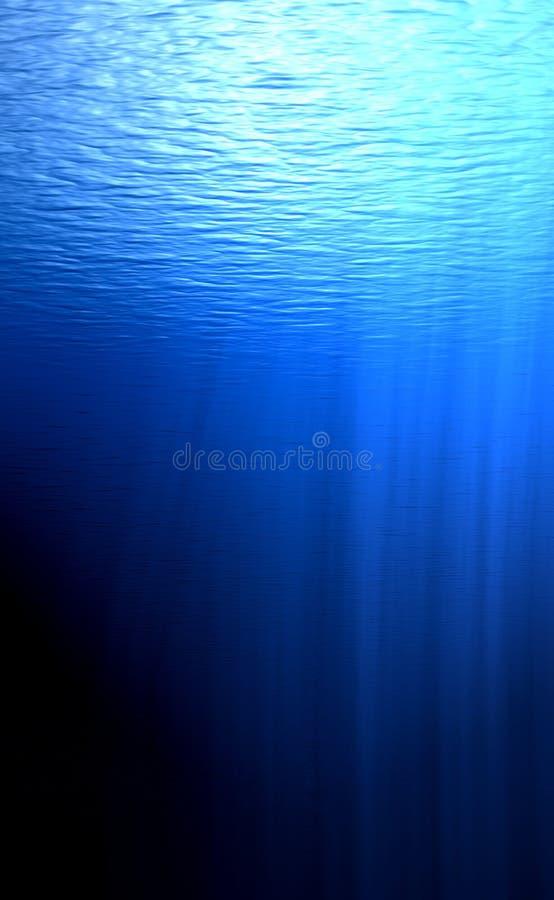 undervattens- vektor illustrationer