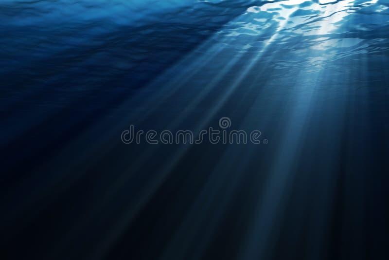 Underwater vector illustration