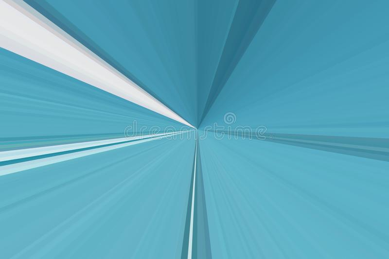 Underwater background. Blue Underwater lights. Abstract rays background. Colorful stripes beam pattern vector illustration