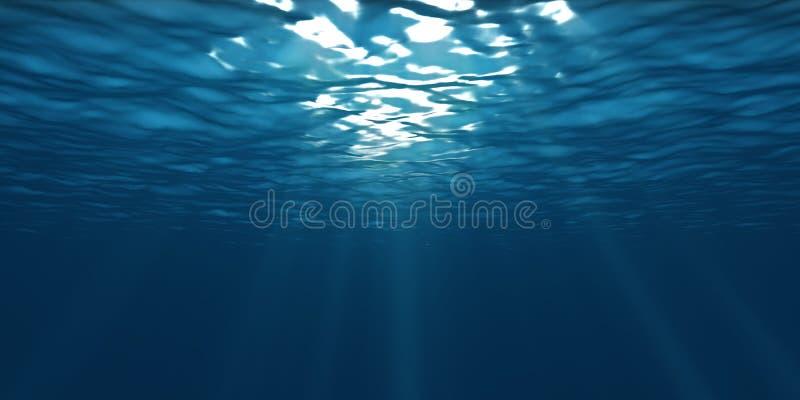 Underwater claro fotos de stock