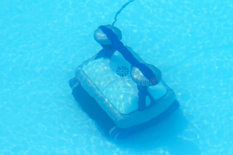 Download Underwater robot stock image. Image of pool, automatic - 21469023