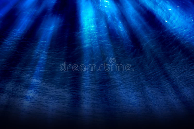 Download Underwater scene stock photo. Image of dark, image, clean - 15134624