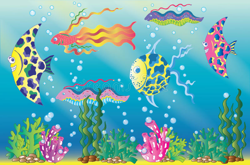 underwater bubbles coloring pages - photo#50