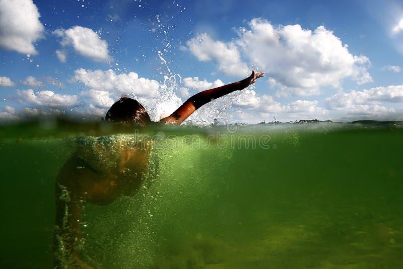 underwater6 图库摄影