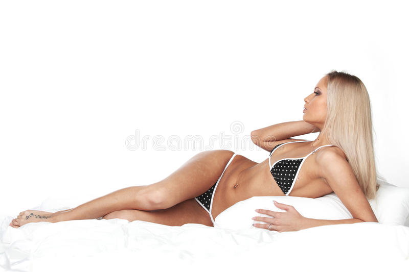 Download Underwear woman stock image. Image of portrait, fitness - 29030445