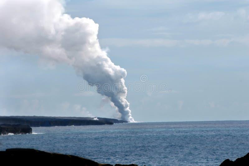 Une île croissante photos libres de droits
