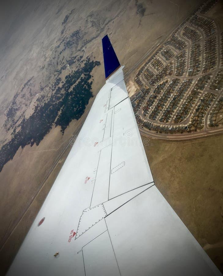 Une aile et une prière image stock