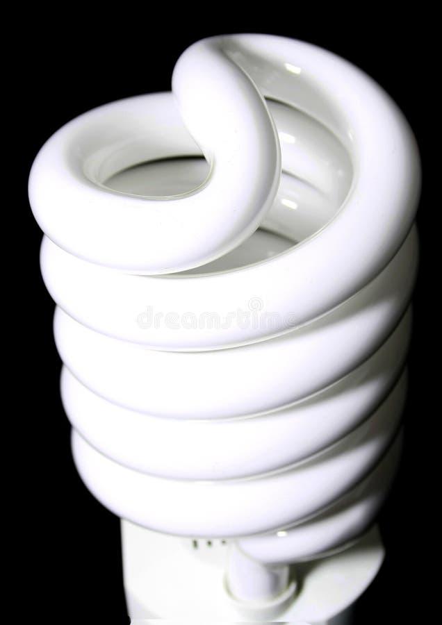 Une ampoule de CFL photo libre de droits
