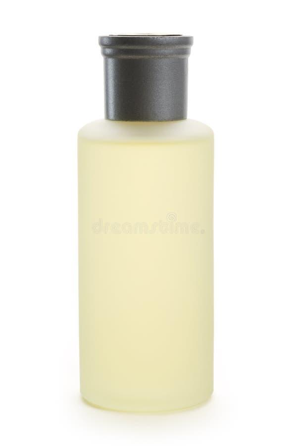 Une bouteille de parfum photos libres de droits