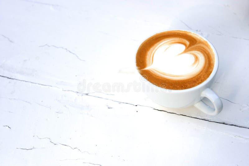 Une cuvette de café photographie stock