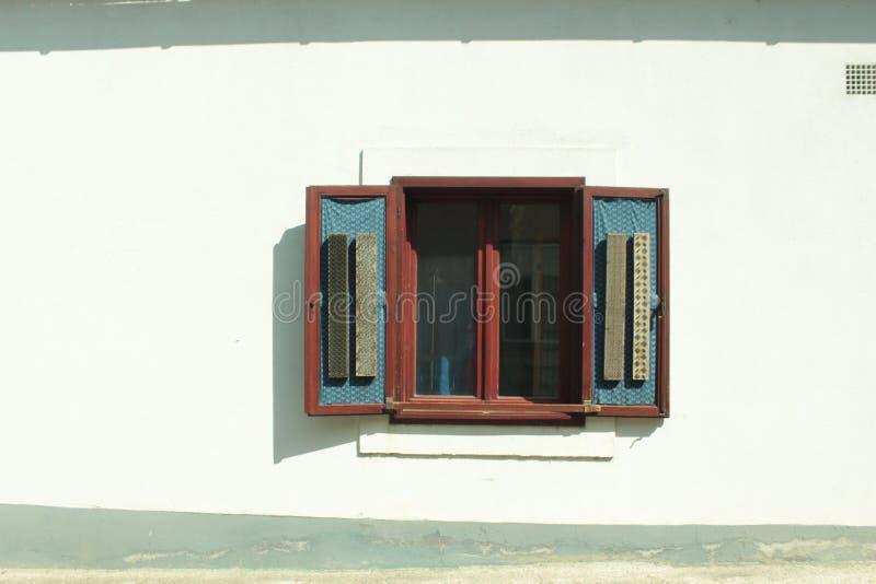 Une fenêtre photo libre de droits