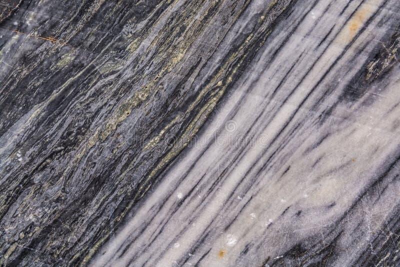 Une grande variété de modèles de marbre en nature photo libre de droits
