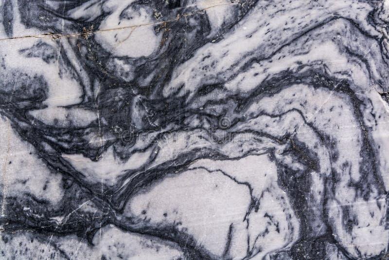 Une grande variété de modèles de marbre en nature photographie stock