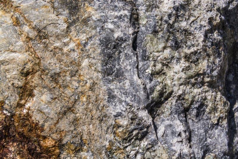 Une grande variété de modèles de marbre en nature photo stock