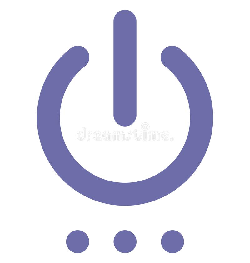 Une icône plus d'isolement de vecteur qui peut facilement modifié ou éditer plus d'icône d'isolement de vecteur qui peut facileme illustration libre de droits