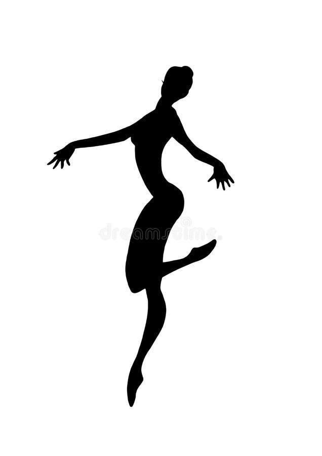 une jeune ballerine prometteuse photographie stock