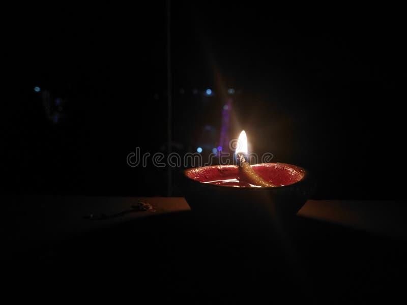 Une lampe de terre photo libre de droits